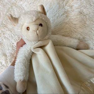 Bearington Baby Collection Lamb Security blanket